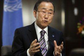 بان كي مون يدعو مجلس الأمن للتحرك لوضع حد للعنف في سوريا