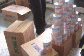 الحليب لم يوزع في الريف الحموي منذ عام.. وأسعار المياه لا تنخفض مع المازوت