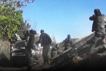الثوار يسّتعيدون عدة نقاط على جبهة المرج في الغوطة الشرقية ويكبدون النظام خسائر بالأرواح والعتاد