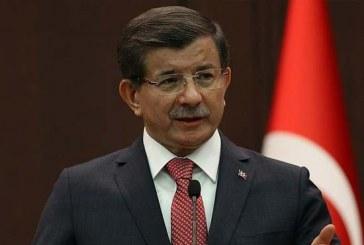 داود أوغلو: القوات التركية ردت على نيران الجانب السوري وفقا لقواعد الاشتباك