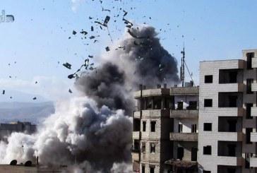 الثوار يتصدون لهجوم واسع على مدينة داريا