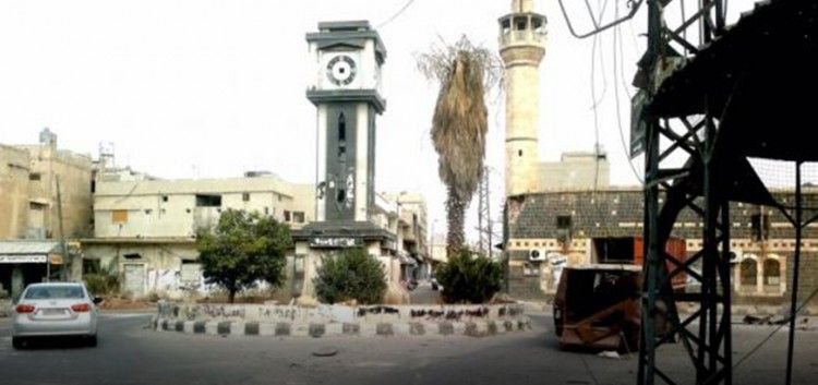 كيف كانت الإنطلاقة الأولى للثورة في مدينة القصير بريف حمص؟