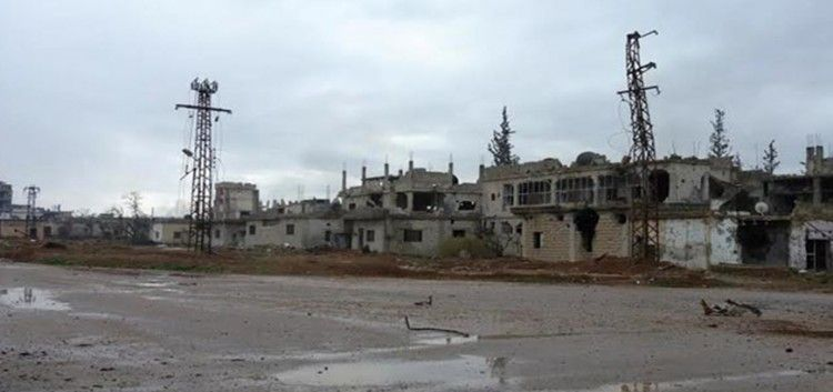 نزاع الفصائل بريف درعا يتسبب بنزوح 20 ألف مدني