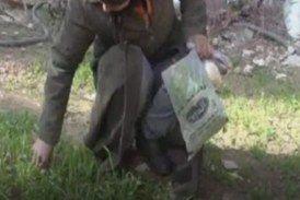 حشيش الأرض يتحول في عرف محاصري داريا لتبولة