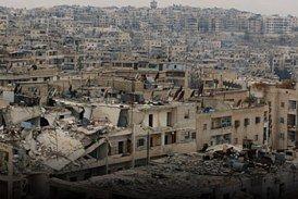 لاجئ سوري: بلدي في ظل الحرب أفضل من أوروبا