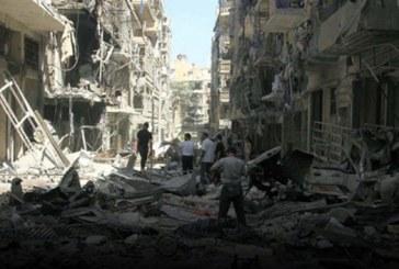 راديو الكل يرصد الشارع الحموي حول مجازر النظام بحلب