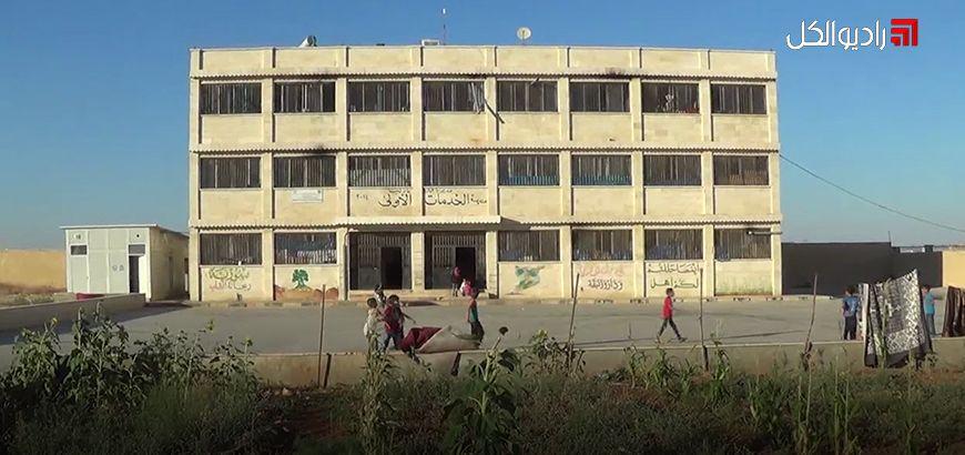 النزوح الثالث … عن معاناة اهل حمص في مراكز الإيواء بإدلب
