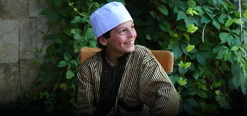"""الطفل """"قصي عبطيني"""".. بطل مسلسل """"أم عبدو الحلبية"""" شهيداً على طريق الكاستيلو"""