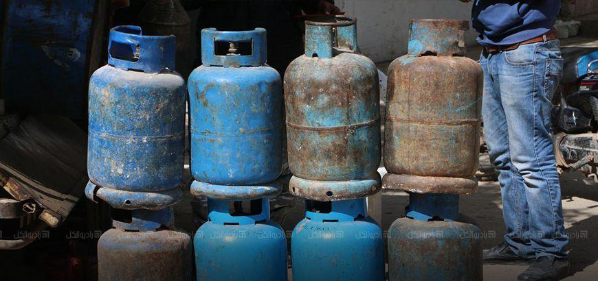 جرة الغاز في مدينة حلب ترتفع إلى 55 ألف ليرة..و8 آلاف ليرة لحليب الأطفال