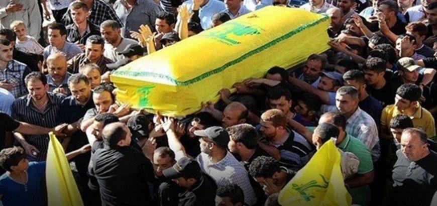 """مقتل قائد عسكري بارز في """"حزب الله"""" إثر المعارك الدائرة بسوريا"""