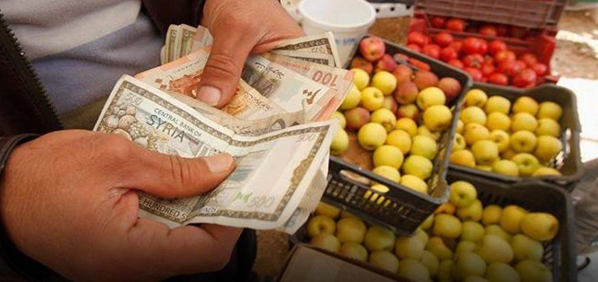 ارتفاع كبير في أسعار الخضروات في درعا وسط ضعف القدرة الشرائية للأهالي