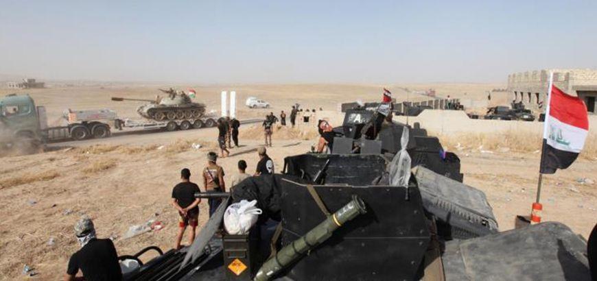 العراق: بدء معركة الموصل وتركيا تتمسك بموقفها الداعي للمشاركة فيها