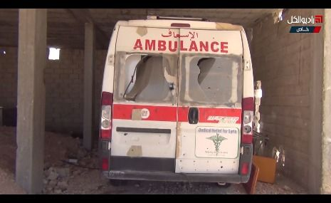جولة لراديو الكل داخل النقطة الطبية في بلدة التمانعة بريف إدلب