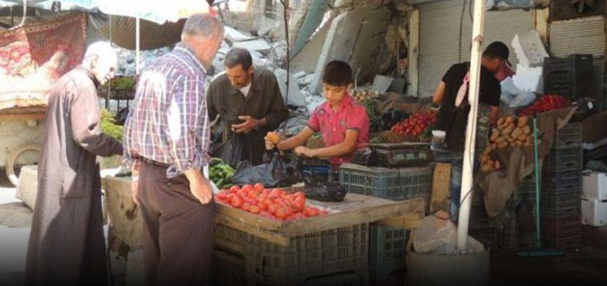 معركة فك الحصار عن حلب تخفض أسعار المواد الغذائية والمحروقات في الأحياء المحاصرة