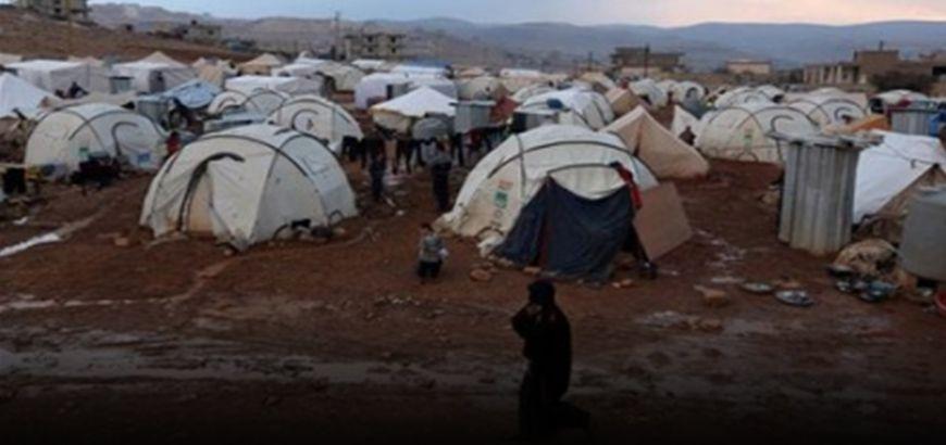 مع عودة برد الشتاء.. حياة 130 ألف نازح في مخيمات عرسال معرضة للخطر