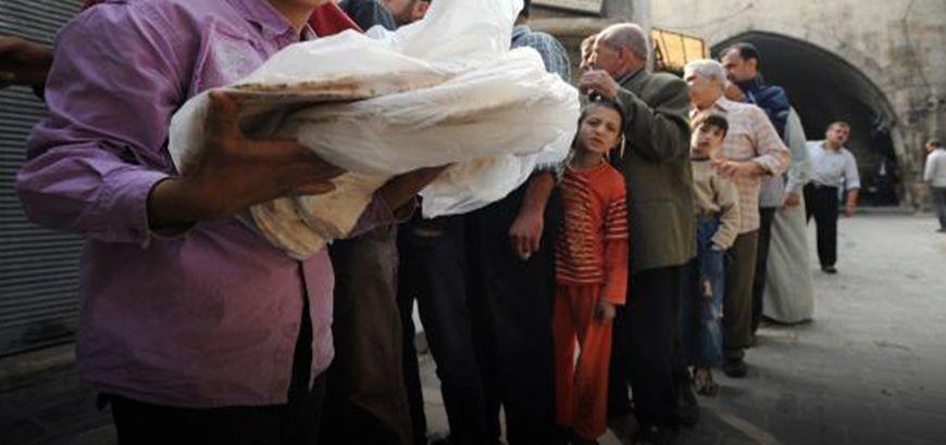 """خلافات بين جهات محلية داخل حلب المحاصرة تؤدي لانقطاع الخبز عن حي """"الفردوس"""""""
