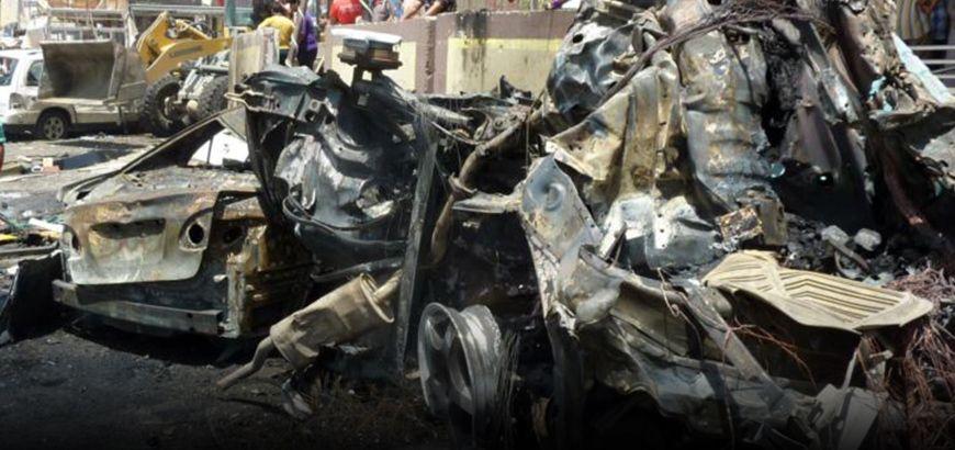 مقتل قرابة الـ100 إيراني إثر تفجير داعش شاحنة ملغمة في العراق