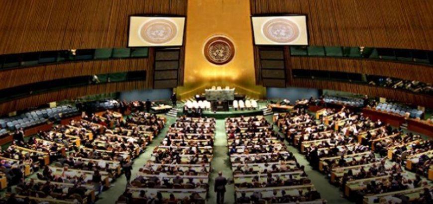 الجمعية العامة للأمم المتحدة تعتمد القرار الكندي بشأن هدنة فورية في سوريا