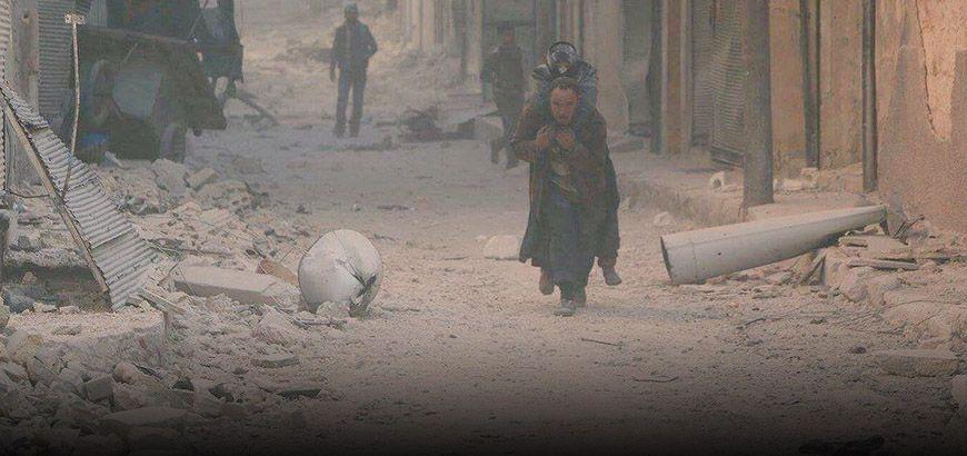 المعارضة في حلب المحاصرة تطرح مبادرة لإخراج الحالات الطبية المستعجلة والمدنيين