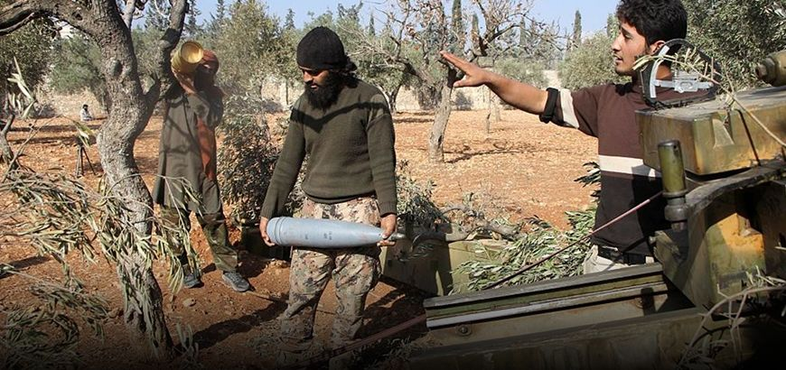 الاستخبارات الأميركية تعلق برنامج دعم عسكري للمعارضة السورية