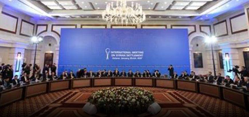 جولة جديدة لاجتماع أستانا يوم الأربعاء المقبل ..وإصرار روسي على أهمية مشاركة الأردن
