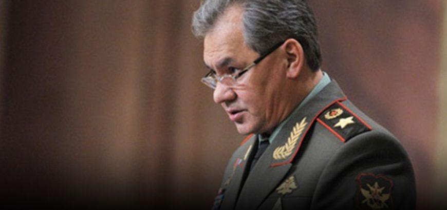 وزير الدفاع الروسي يدعو لخطوات مشتركة بين موسكو وواشنطن في الرقة