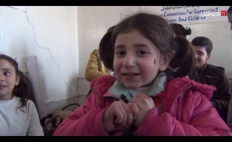الهيئة النسائية لدعم المرأة والطفل تقيم حفل ترفيهي للأطفال في مدينة إدلب