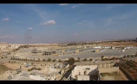 كاميرا راديو الكل ترافق الجيش السوري الحر داخل مدينة الباب بريف حلب الشرقي