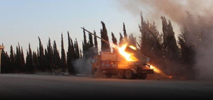 الثوار يتقدمون في حي المنشية بدرعا .. والطيران الروسي يستهدف مستشفيات درعا