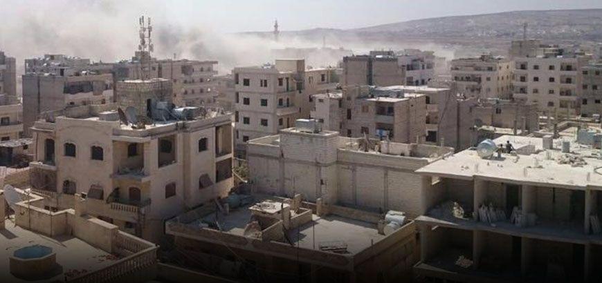 افتتاح دار لرعاية الأيتام وذوي الاحتياجات الخاصة في مدينة الدانا بريف إدلب