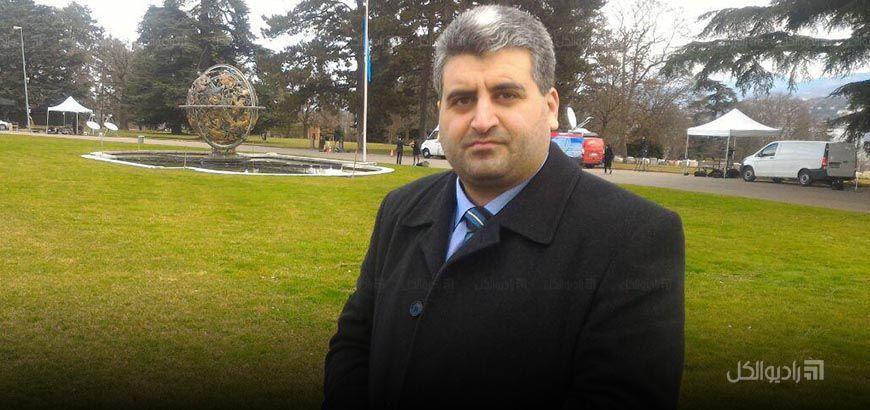 المتحدث الإعلامي باسم وفد المعارضة  في جنيف: طالبنا بمفاوضات مباشرة مع وفد النظام تفادياً لأي مماطلات قادمة