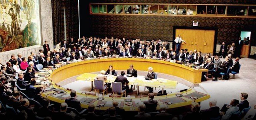 تعاون بريطاني فرنسي أمريكي في مجلس الأمن بشأن كيمائي سوريا