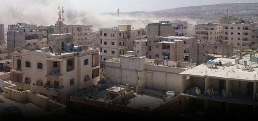 """""""استعداد وحماية لمواجهة النزاعات"""" مشروع للتوعية في مدينة إدلب وريفها"""