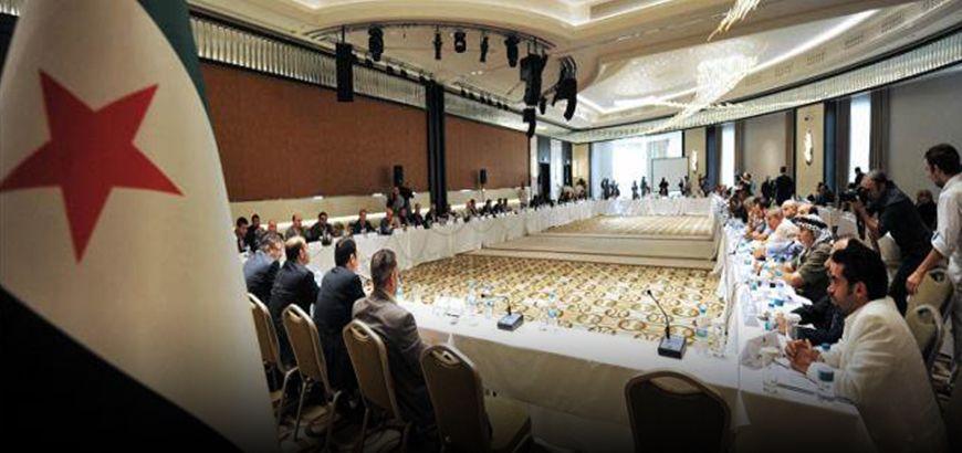 الائتلاف الوطني وهيئة المفاوضات والفصائل العسكرية سيشكلون وفد الشعب السوري إلى جنيف