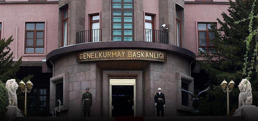 الأركان التركية تقول إنها أبلغت روسيا بإحداثيات عناصرها في سوريا قبل استهدافهم بيوم