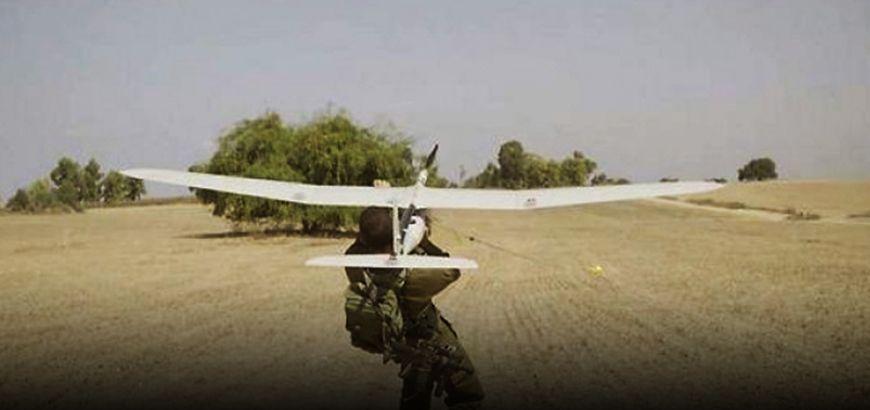 إسرائيل تُعلن فقدان طائرة استطلاع جنوبي سوريا