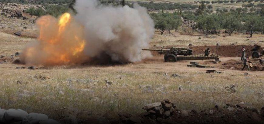 """الثوار يطلقون معركة """"وقل اعملوا"""" ضد قوات النظام في ريف حماة الشمالي"""
