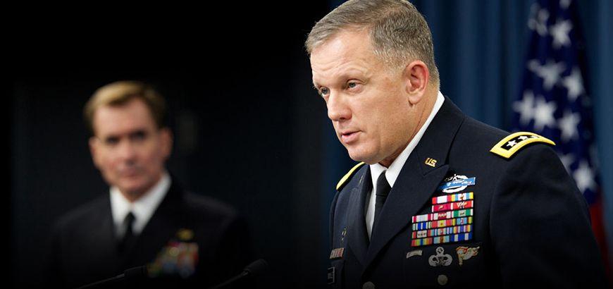 """""""التحالف الدولي"""" يُشيد بضربات العراق الجوية على مواقع """"داعش"""" في سوريا"""