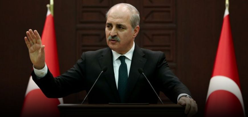 """قورتولموش: تركيا لن تسمح بتشكيل دولة إرهابية """"شمال سوريا"""""""