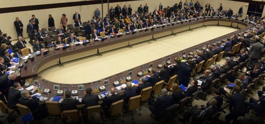 """اجتماع أعضاء التحالف الدولي في واشنطن لتسريع القضاء على داعش في """"الرّقة"""" و""""الموصل"""""""