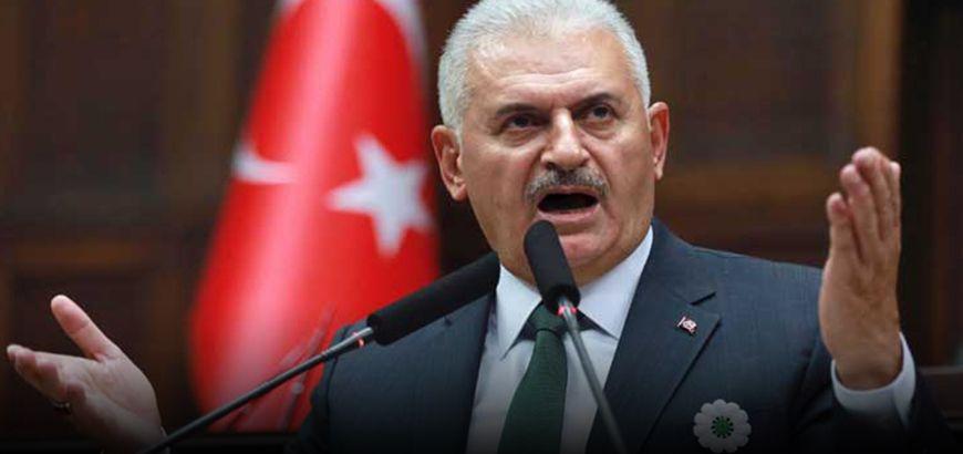 """تركيا تقول إنه يجب التنسيق مع أمريكا وروسيا في سوريا وتصف اختيار حلفاءها للوحدات الكردية كشريك """"بالمؤسف"""""""