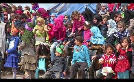 """""""جمعية عطاء"""" تُقدم أنشطة توعية صحية في المدارس التابعة لها في ريف إدلب الشمالي"""