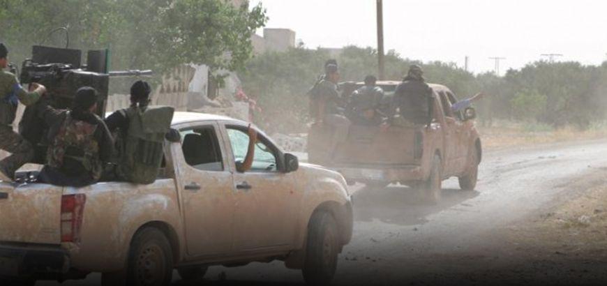 """محلل عسكري لراديو الكل: """"وقل اعملوا"""" تتجه لتحرير مطار حماة العسكري وفك الحصار عن ريف حمص الشمالي"""