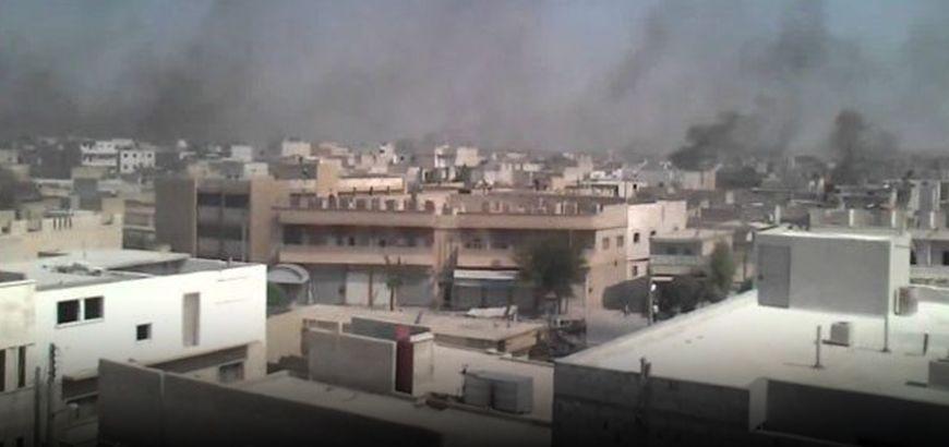 أهالي قرى ريف ادلب الجنوبي يشتكونَ غياب المنظمات الإغاثية عن دعمهم