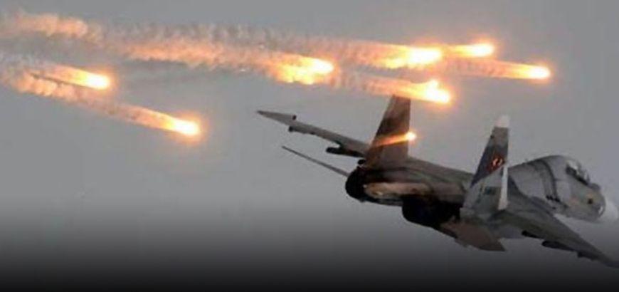أكثر من 25 قتيلًا في مجزرة لطيران التحالف على مدينة الطبقة