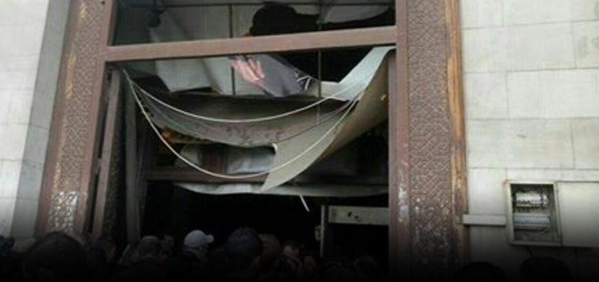 تنظيم داعش يتبنى تفجيرين استهدفا العاصمة دمشق منتصف الشهر الحالي