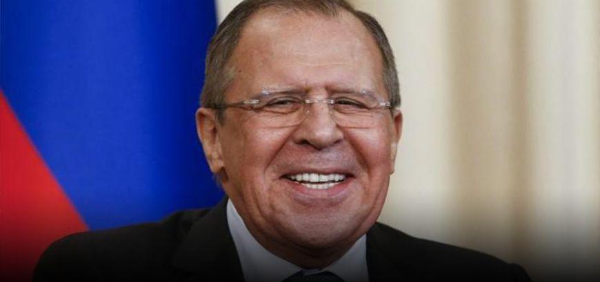 لافروف: روسيا ستواجه محاولات تغيير النظام في سوريا