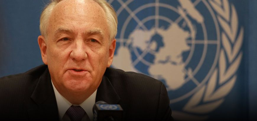 سفير امريكي سابق : يجب أن يدفع بشار الأسد الثمن لقاء جرائمه
