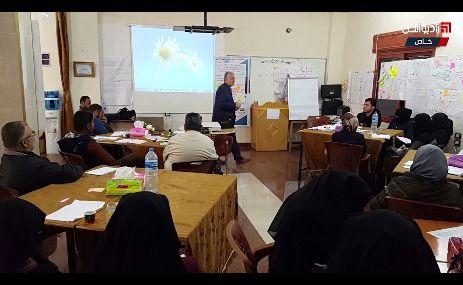 """مجموعة """"إبداع للدراسات والتطوير الاداري تُقيم دورة """"دبلوم إعداد مدربين لحقوق الانسان"""" في بلدة أطمة الحدودية مع تركيا بريف إدلب الشمالي"""