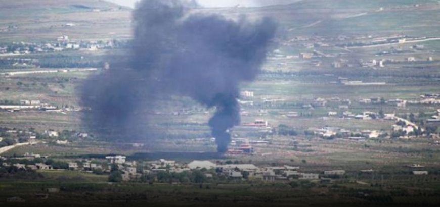 غارات إسرائيلية تستهدف اللواء 90 التابع لقوات النظام بريف القنيطرة